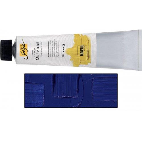 Olejová barva SOLO GOYA Finest Artists' 255 ml sv. ultramarínová modrá
