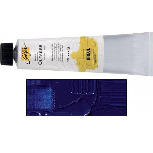 Olejová barva SOLO GOYA Finest Artists' 255 ml tm. ultramarínová modrá