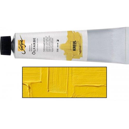 Olejová barva SOLO GOYA Finest Artists'  255 ml kadmium světle žlutá