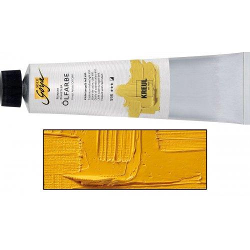 Olejová barva SOLO GOYA Finest Artists'  255 ml kadmium tmavě žlutá
