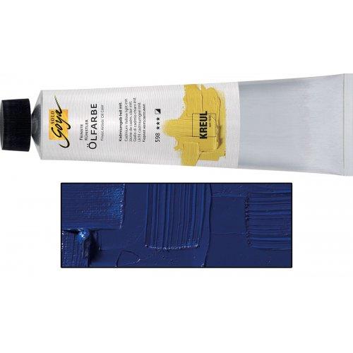 Olejová barva SOLO GOYA Finest Artists'  255 ml kobaltová světle modrá