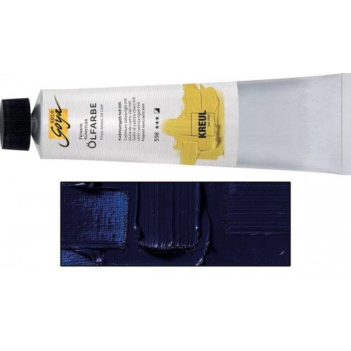 Olejová barva SOLO GOYA Finest Artists'  255 ml kobaltová tmavě modrá