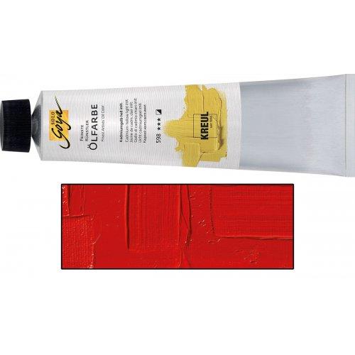 Olejová barva SOLO GOYA Finest Artists'  255 ml kadmium světle červená