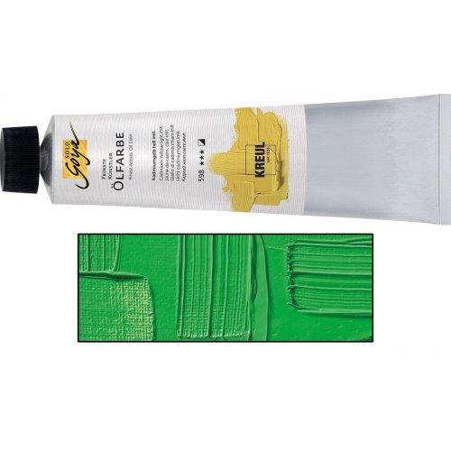 Olejová barva SOLO GOYA Finest Artists'  255 ml kadmium zelená