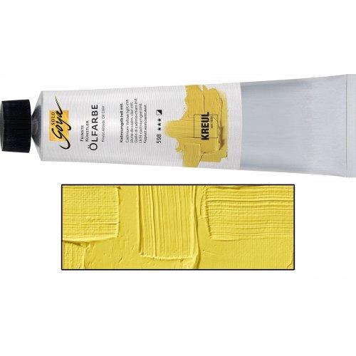 Olejová barva SOLO GOYA Finest Artists'  255 ml kadmium citrónová