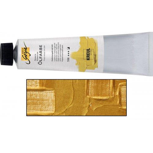 Olejová barva SOLO GOYA Finest Artists'  255 ml zlatá