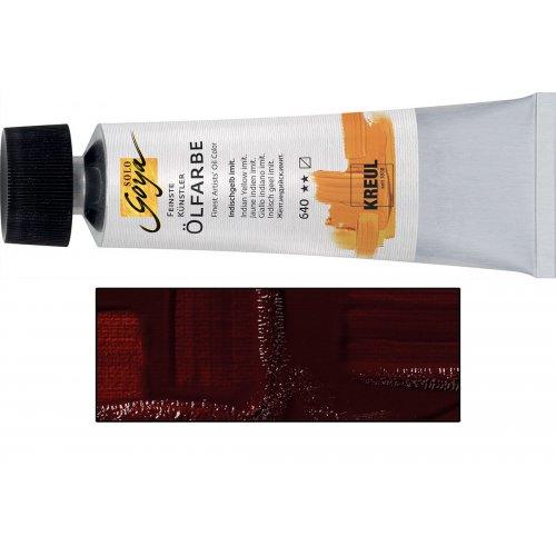 Olejová barva SOLO GOYA florentinský lak v tubě 55 ml