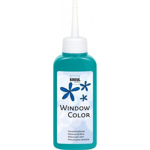 Barva na sklo WINDOW COLOR 80 ml tyrkysová