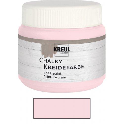 Křídová barva CHALKY PAINT 150 ml růžová mademoiselle