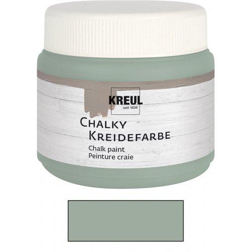 Křídová barva CHALKY PAINT 150 ml bylinková zelená
