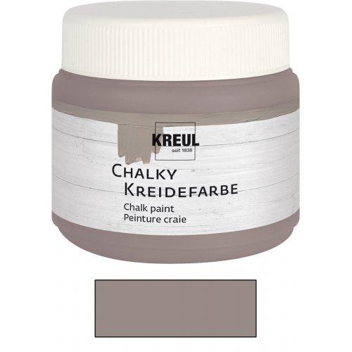 Křídová barva CHALKY PAINT 150 ml mléčná mokka