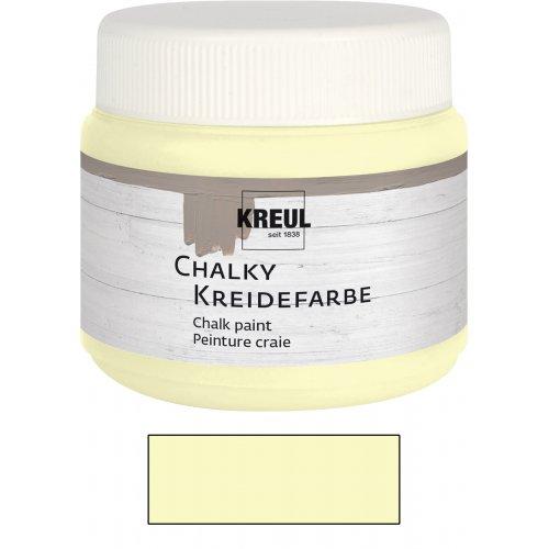Křídová barva CHALKY PAINT 150 ml sladká vanilková