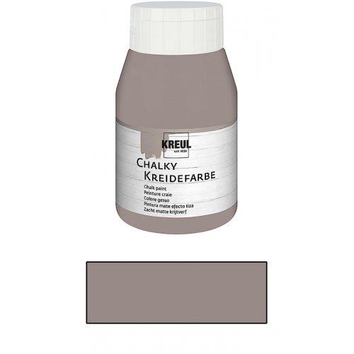 Křídová barva CHALKY PAINT 500 ml mléčná mokka