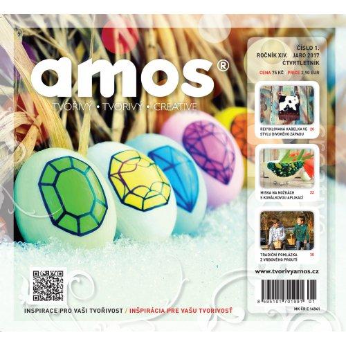 AMOS tvořivý časopis 3/2017