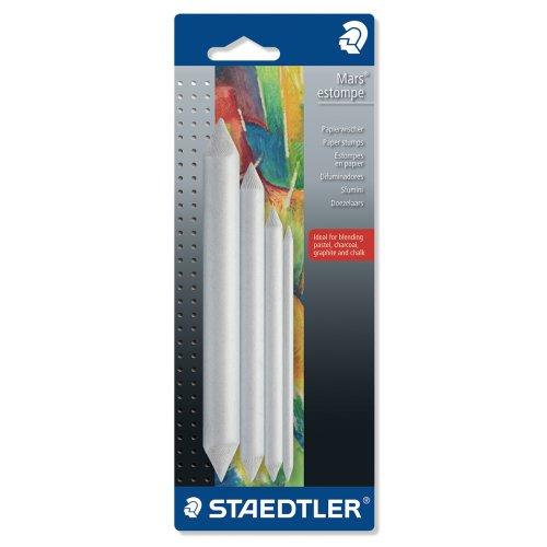 Papírová těrka STAEDTLER 4 ks
