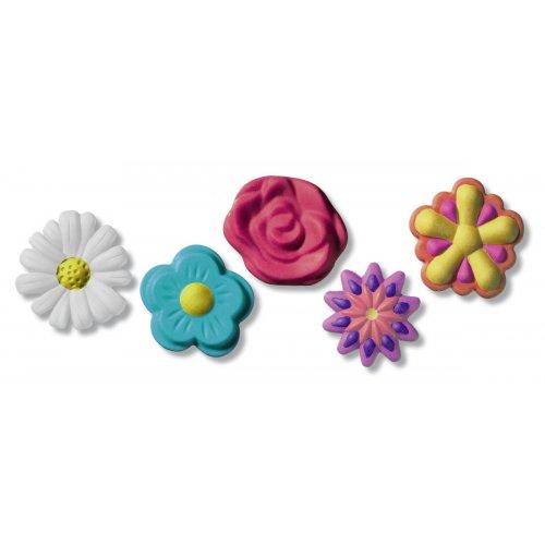 FIMO Silikonová vytlačovací forma - Květiny - 872522-image1.jpg