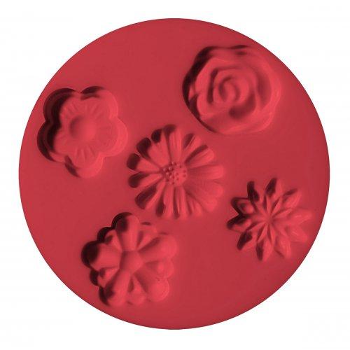 FIMO Silikonová vytlačovací forma - Květiny - 872522-image2.jpg