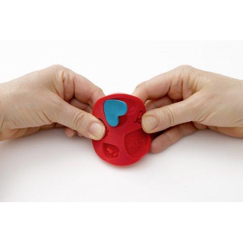FIMO Silikonová vytlačovací forma - Srdce - 8725xx-postup4.jpg