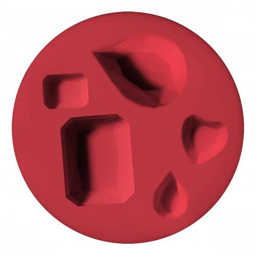 FIMO Silikonová vytlačovací forma - Drahokam - 872527-image02.jpg