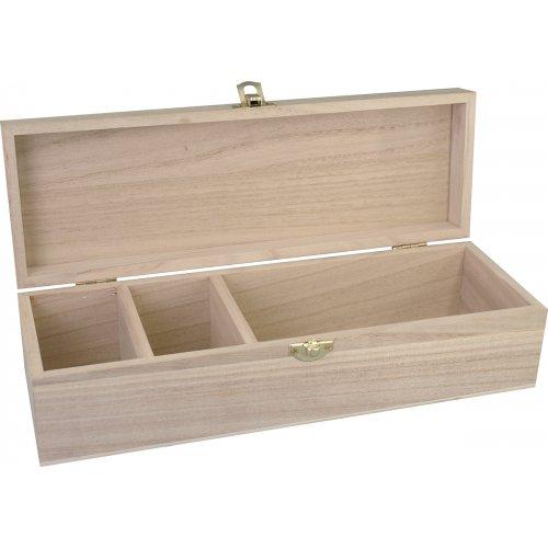 Dřevěný box zavírací KREUL