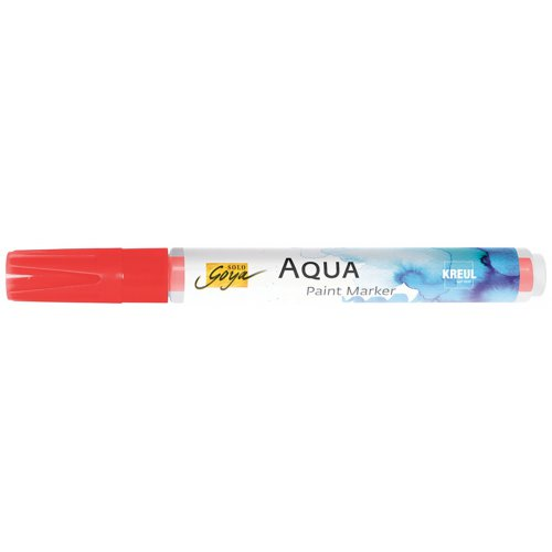 Aqua marker SOLO GOYA karmínová
