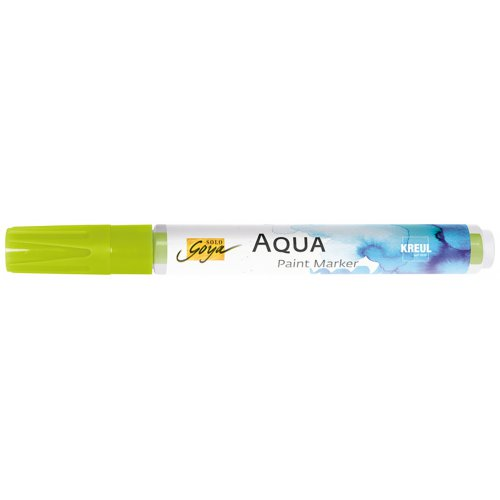 Aqua marker SOLO GOYA žlutozelená