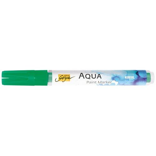 Aqua marker SOLO GOYA pernamentní zelená