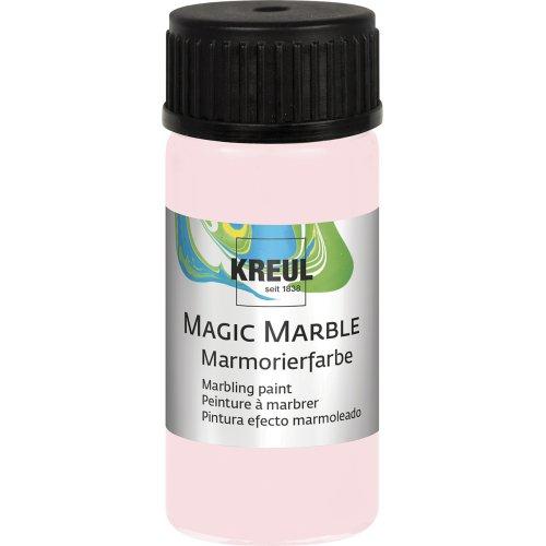 Mramorovací barva Magic Marble 20 ml mademoiselle růžová matná