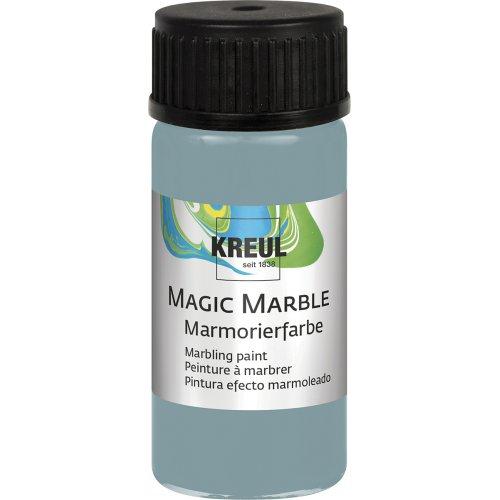 Mramorovací barva Magic Marble 20 ml petrol