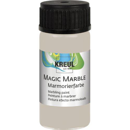 Mramorovací barva Magic Marble 20 ml noblesní nugátová