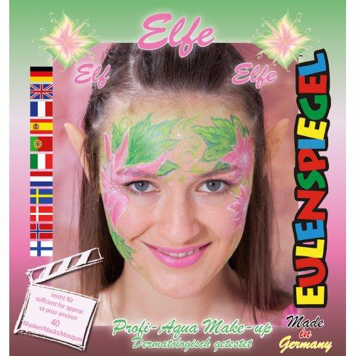 Sada barev na obličej  - Elf
