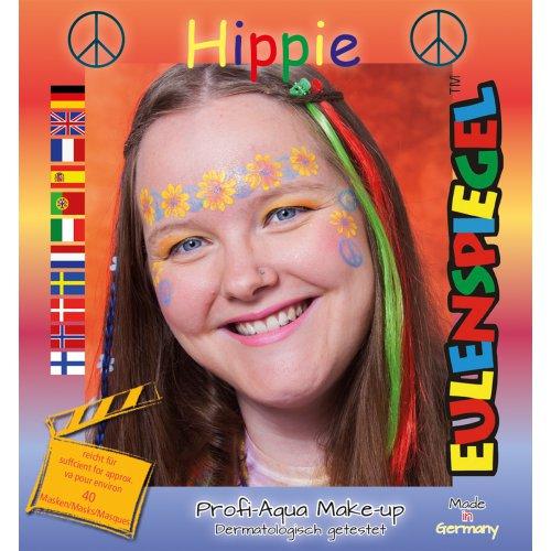 Sada barev na obličej - Hipík