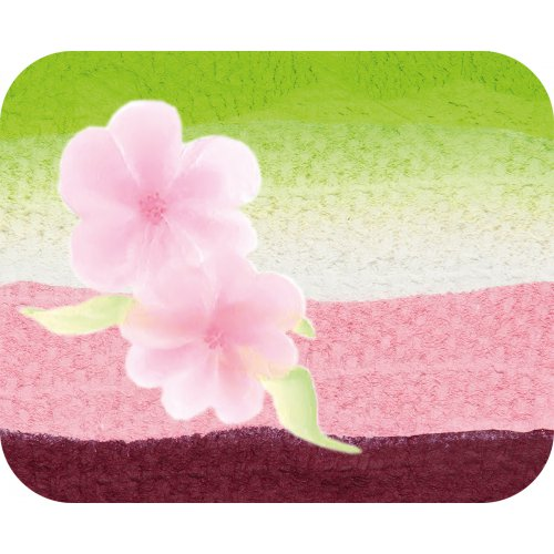 Split Cake 6 ml - Japonská květina