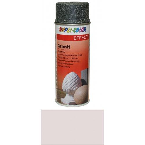 Granitový sprej bílý