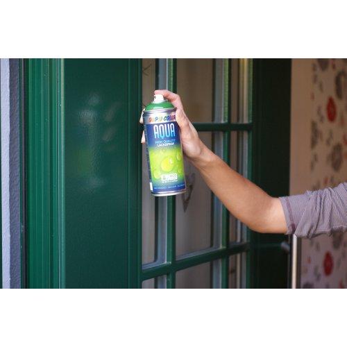 Sprej Aqua lak na vodní bázi jarní zelená - Aqua12.jpg