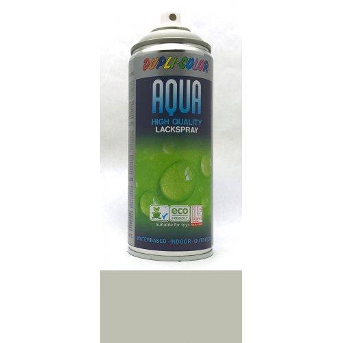 Sprej Aqua lak na vodní bázi šedý základ