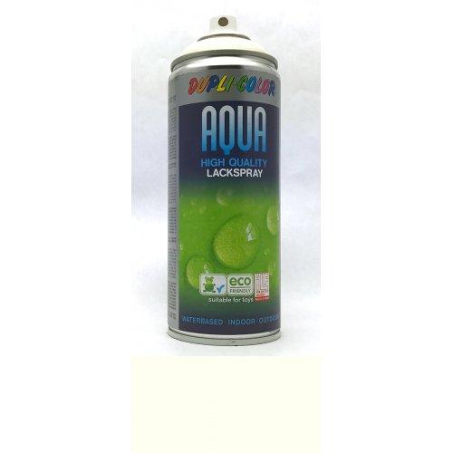 Sprej Aqua lak na vodní bázi bezbarvý matný