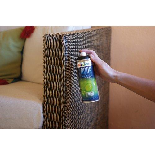 Sprej Aqua lak na vodní bázi stříbrošedá - Aqua10.jpg