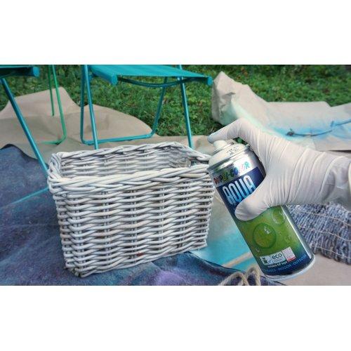 Sprej Aqua lak na vodní bázi stříbrošedá - Aqua17.jpg
