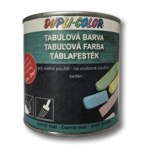 Barva s efektem školní tabule černá 0,375