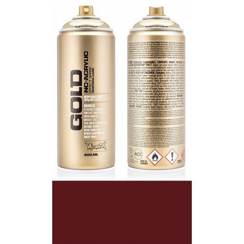 Akrylový sprej Montana Gold 400 ml purpurová
