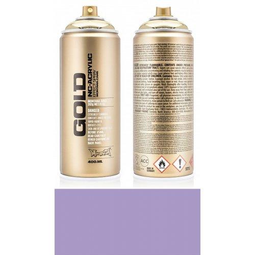 Akrylový sprej Montana Gold 400 ml světlá lila