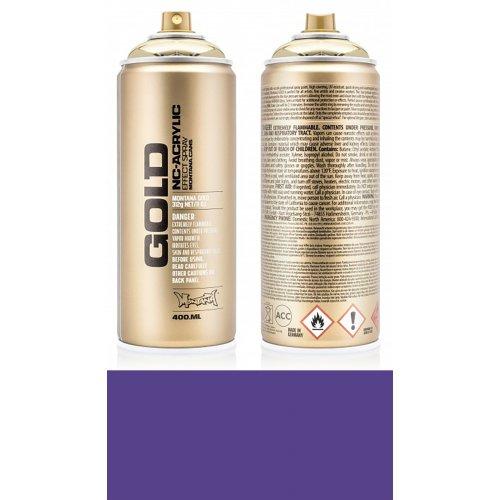 Akrylový sprej Montana Gold 400 ml levandulová
