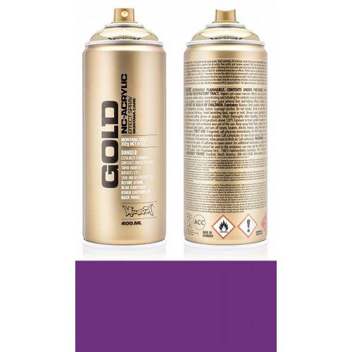Akrylový sprej Montana Gold 400 ml fialová Valerie