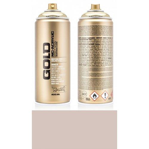 Akrylový sprej Montana Gold 400 ml tělová