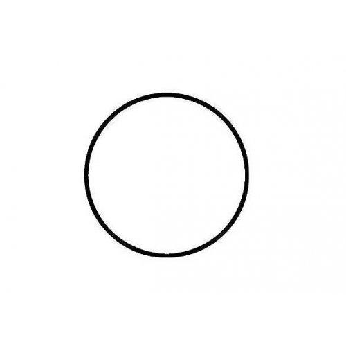 Drátěný základ pro dekorace / Kruh / průměr 13 cm