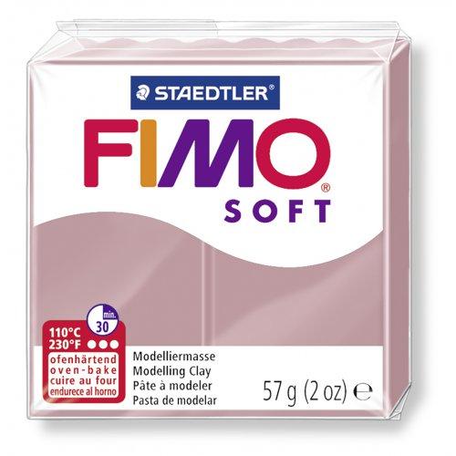 FIMO soft TREND antická růžová 57g