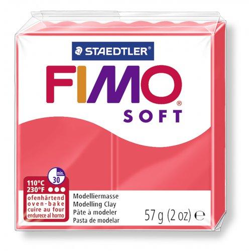 FIMO soft TREND plameňák 57g