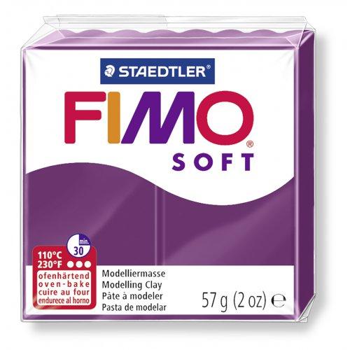 FIMO soft TREND královská fialová 57g