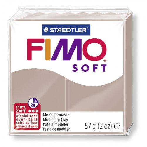 FIMO soft TREND šedobéžová 57g